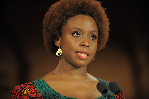 "Commonwealth Lecture 2012. ""Connecting Cultures"" by author Chimamanda Ngozi Adichie"